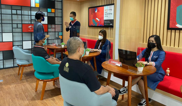 Makin Mudah Dan Dekat Grapari Telkomsel Hadir Di Mall Balikpapan Baru Korankaltim Com